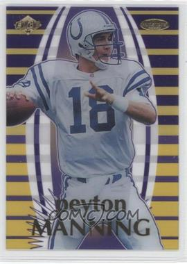 1998 Collector's Edge Masters 50-Point #73 - Peyton Manning /3000