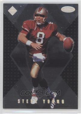 1998 Collector's Edge Masters Preview #196 - Steve Young