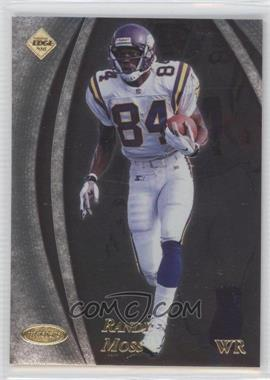 1998 Collector's Edge Masters Preview #95 - Randy Moss