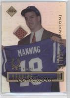 Peyton Manning (Football Relic)