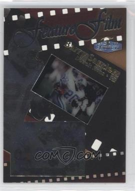 1998 Flair Showcase - Feature Film #8 FF - Barry Sanders