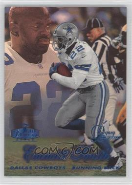 1998 Flair Showcase Legacy Collection Row 2 #2 - Emmitt Smith /100