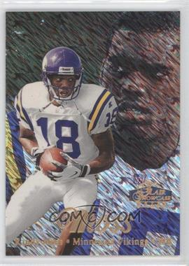 1998 Flair Showcase Row 1 #5 - Randy Moss