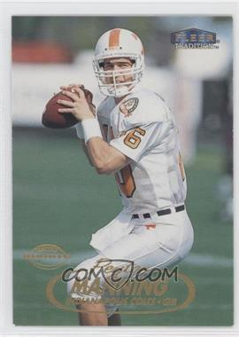 1998 Fleer Tradition - [Base] #235 - Peyton Manning