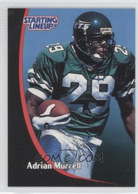 1998 Kenner Starting Lineup - [Base] #ADMU - Adrian Murrell