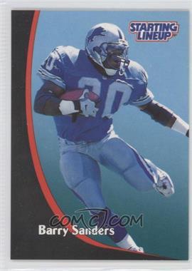 1998 Kenner Starting Lineup - [Base] #BASA - Barry Sanders