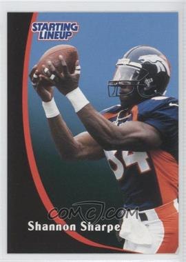 1998 Kenner Starting Lineup - Update #N/A - Shannon Sharpe
