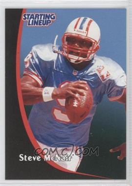 1998 Kenner Starting Lineup - Update #N/A - Steve McNair