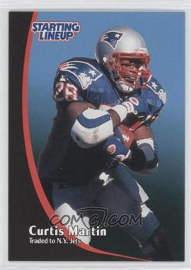 1998 Kenner Starting Lineup Update #28 - Curtis Martin