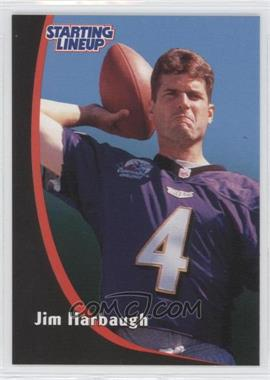 1998 Kenner Starting Lineup Update #N/A - Jim Harbaugh
