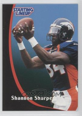 1998 Kenner Starting Lineup Update #N/A - Shannon Sharpe