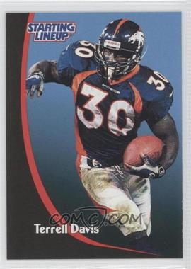1998 Kenner Starting Lineup Update #N/A - Terrell Davis