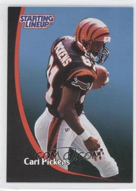 1998 Kenner Starting Lineup #81 - Carl Pickens