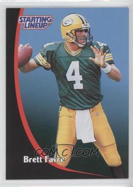 1998 Kenner Starting Lineup #BRFA - Brett Favre