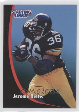 1998 Kenner Starting Lineup #JEBE - Jerome Bettis