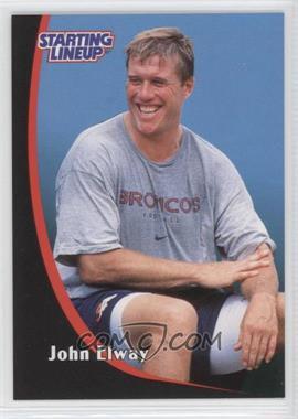 1998 Kenner Starting Lineup #JOEL - John Elway