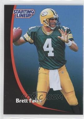 1998 Kenner Starting Lineup #N/A - Brett Favre