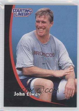 1998 Kenner Starting Lineup #N/A - John Elway