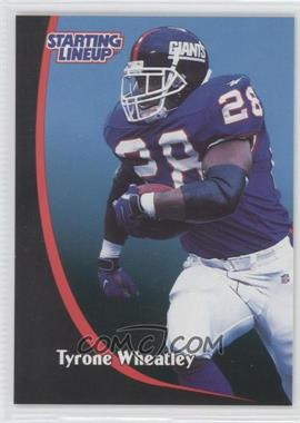 1998 Kenner Starting Lineup #TYWH - Tyrone Wheatley