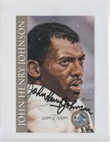 John Henry Johnson /2500
