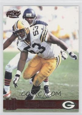 1998 Pacific - [Base] - Red #165 - George Koonce