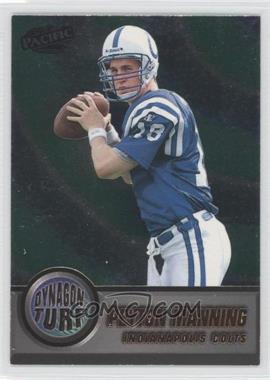1998 Pacific [???] #8 - Peyton Manning