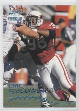 1998 Pacific Paramount Platinum Blue #8 - Eric Swann