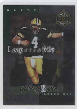 1998 Pinnacle Mint Collection Impeccable #2 - Brett Favre
