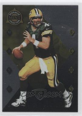 1998 Pinnacle Mint Collection Mint Gems #1 - Brett Favre