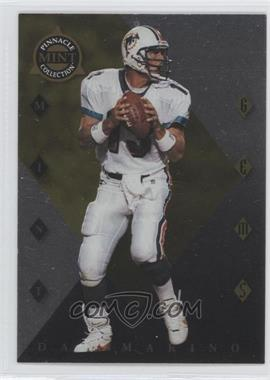 1998 Pinnacle Mint Collection Mint Gems #2 - Dan Marino