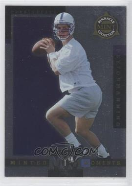 1998 Pinnacle Mint Collection Minted Moments #1 - Peyton Manning