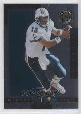 1998 Pinnacle Mint Collection Minted Moments #7 - Dan Marino