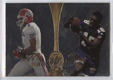 1998 Playoff Absolute Retail Platinum Quads #16 - Kevin Dyson, Randy Moss, Marcus Nash, Jerome Pathon