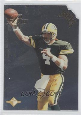 1998 Playoff Absolute Retail Tandems #N/A - Brett Favre, Peyton Manning