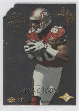 1998 Playoff Absolute Retail Tandems #N/A - Randy Moss, Jerry Rice