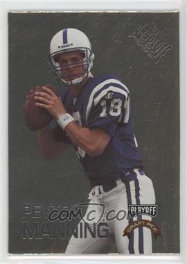 1998 Playoff Absolute SSD - Draft Picks #1 - Peyton Manning