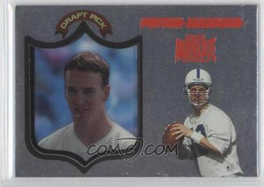 1998 Playoff Absolute SSD Red #165 - Peyton Manning