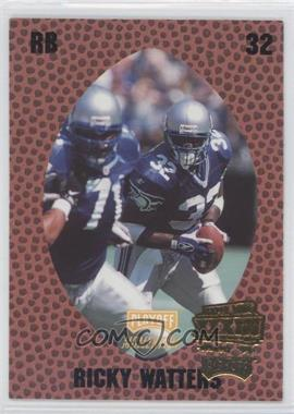 1998 Playoff Momentum Retail Super Bowl XXXIII #234 - Ricky Watters