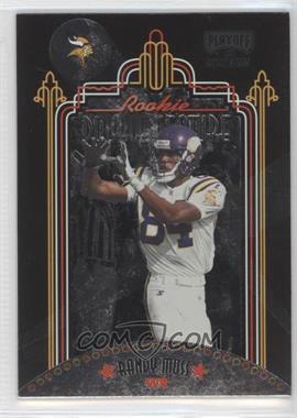 1998 Playoff Momentum SSD Rookie Double Feature #8 - Randy Moss, Tim Dwight