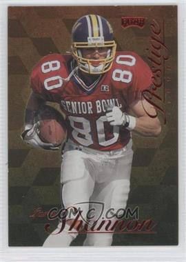 1998 Playoff Momentum/Contenders [???] #194 - Larry Shannon /25
