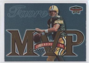 1998 Playoff Momentum/Contenders [???] #4 - Brett Favre