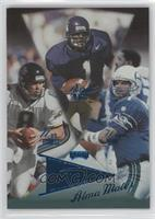 Rashaan Shehee, Mark Brunell, Warren Moon