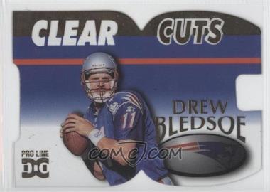 1998 Pro Line DC III [???] #CLC2 - Drew Bledsoe /500