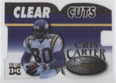1998 Pro Line DC III [???] #CLC5 - Cris Carter /500