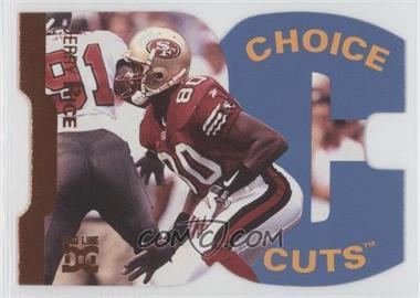 1998 Pro Line DC III Choice Cuts #CHC 4 - Jerry Rice