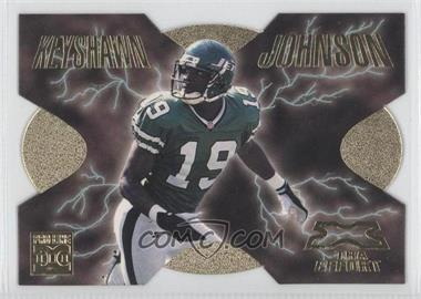 1998 Pro Line DC III Xtra Effort #XE6 - Keyshawn Johnson /1000
