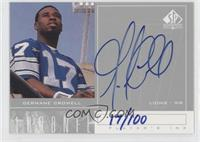 Germane Crowell /100