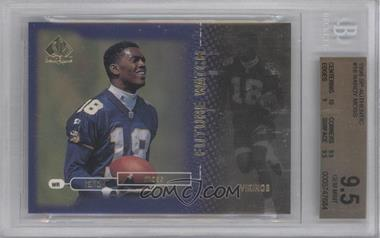 1998 SP Authentic #18 - Randy Moss /2000 [BGS 9.5]
