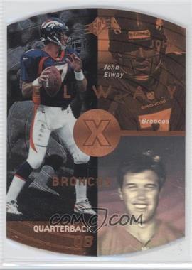 1998 SPx - [Base] - Bronze #14 - John Elway