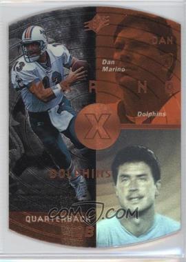 1998 SPx - [Base] - Bronze #25 - Dan Marino